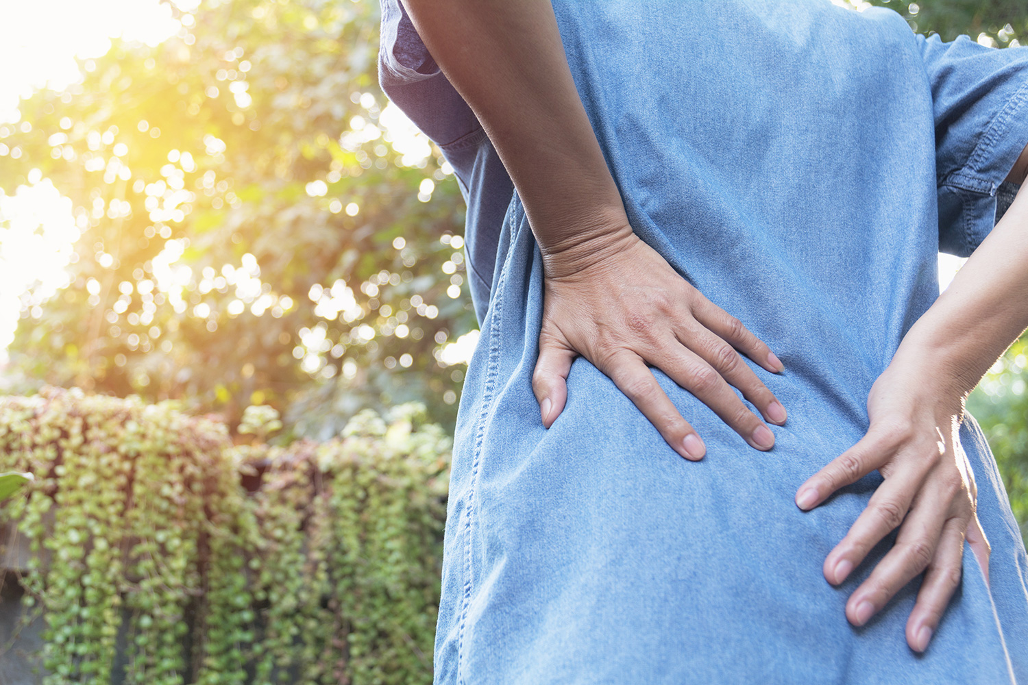 When Back Pain Means Kidney Problems